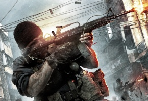 Обои Call of Duty, Black ops 2, оружие, M12
