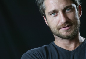 Обои актер, Джерард батлер, gerard butler, actor, взгляд, борода