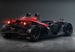 Обои ktm x-bow, race car, карбон, прототип, спорткар