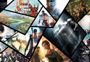 Обои 2013, Игры, PS4, XboxOne, the last of us, remember me, GTA V