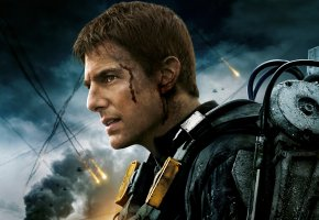 Обои Edge of Tomorrow, EOT, Edge, Tomorrow, Movie, Film, 2014, Year, Tom Cruise, Том Круз