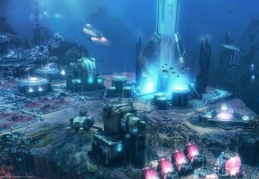 anno 2070 deep ocean, related desings, blue byte, ubisoft