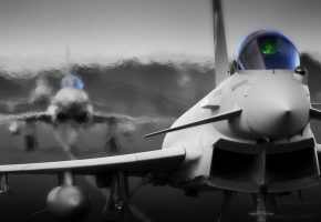 Обои Eurofighter Typhoon, Military Aviation, Military Aircraft