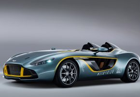 Обои cc100, aston martin, speedster, wallpaper, concept
