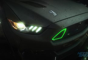 Обои Need for Speed 2015, ford, mustang, gt, 2015, this autumn, new era, nfs, нфс