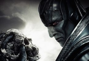 Обои X-Men, Apocalypse, Marvel, Comics, апокалипсис, череп