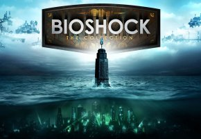 Обои BioShock, Bioshock 2, BioShock Infinite, 2K Games, PlayStation 4, Xbox One, PC