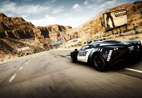 Обои Need for Speed Rivals, NFS, EA, Game, Electric Arts