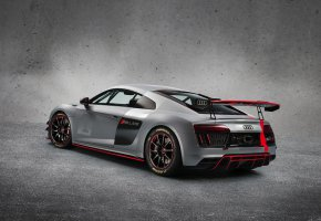 Обои car, Audi, Audi R8, Lms, Gt4, Rear