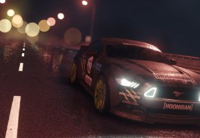 Обои Mustang, Ford, NFS, Need For Speed, 2015