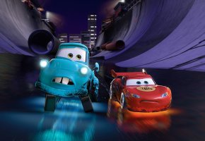 Обои speed, animated film, animated movie, Cars, car, Cars Toons Mater\'s Tall Tales