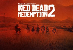 Обои Дикий Запад, Rockstar Games, Wild West, Red Dead Redemption 2, American Old West