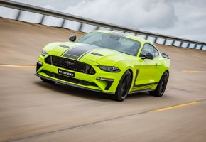 Обои Mustang, Ford, AU-Spec, R-Spec, 2019